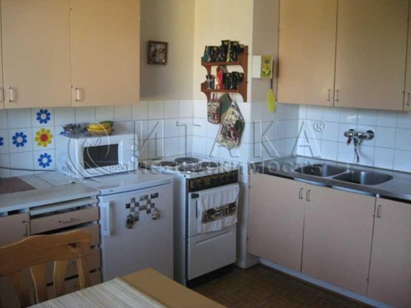 Интерьер кухни в старых квартирах